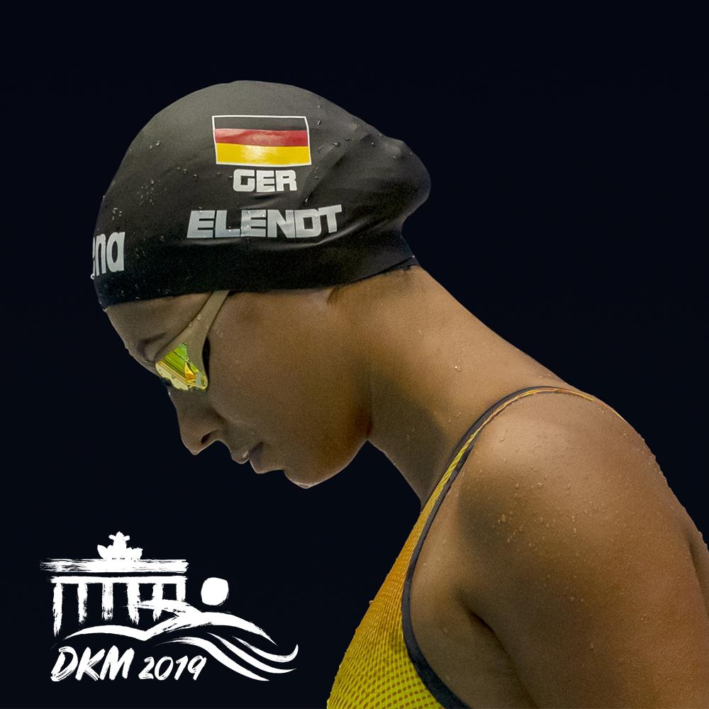 Deutsche Kurzbahn-Meisterschaften Schwimmen 2019