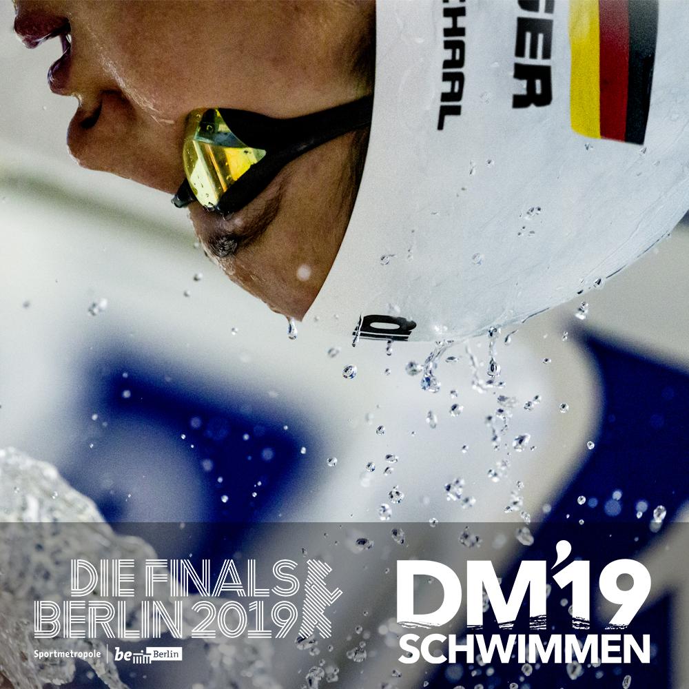 Deutsche Meisterschaften Schwimmen 2019